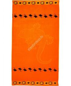 Gecko - narancssárga strandtörölköző  Gekkó 4,990.00 4,990.00 Strandtörölköző online