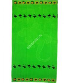 Gecko - zöld strandtörölköző  Gekkó 4,990.00 4,990.00 Strandtörölköző online