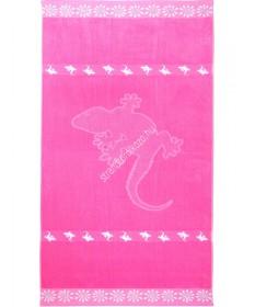 Gecko - rózsaszín strandtörölköző  Gekkó 4,990.00 4,990.00 Strandtörölköző online