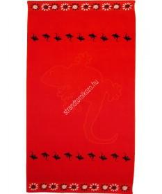Gecko - piros strandtörölköző  Gekkó 4,990.00 4,990.00 Strandtörölköző online