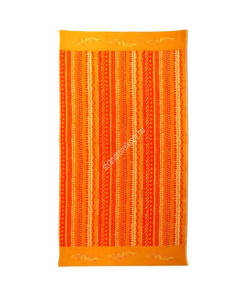 Ribelle Gecko - narancssárga strandtörölköző  Csíkos 4,990.00 4,490.00 Strandtörölköző online