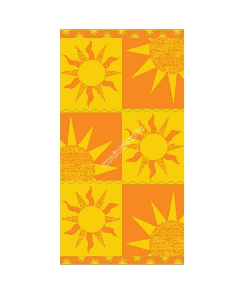 Sun - narancssárga strandtörölköző  Nap 4,990.00 4,990.00 Strandtörölköző online