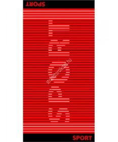 Sport - piros strandtörölköző  Csíkos 4,990.00 4,990.00 Strandtörölköző online