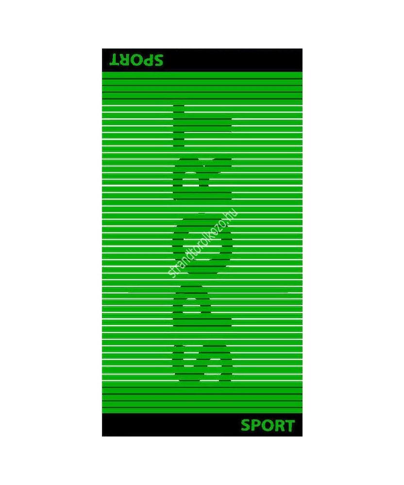 Sport - zöld strandtörölköző  Csíkos 4,990.00 4,990.00 Strandtörölköző online